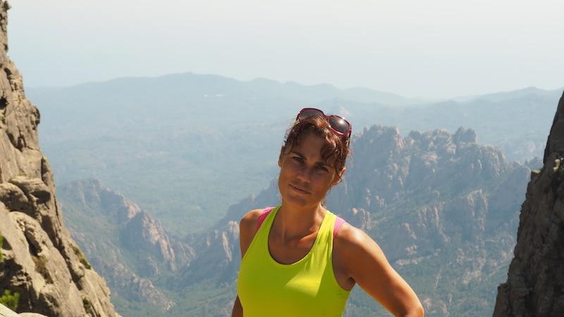 Valerie Rens dirigeante RESPIRE sport